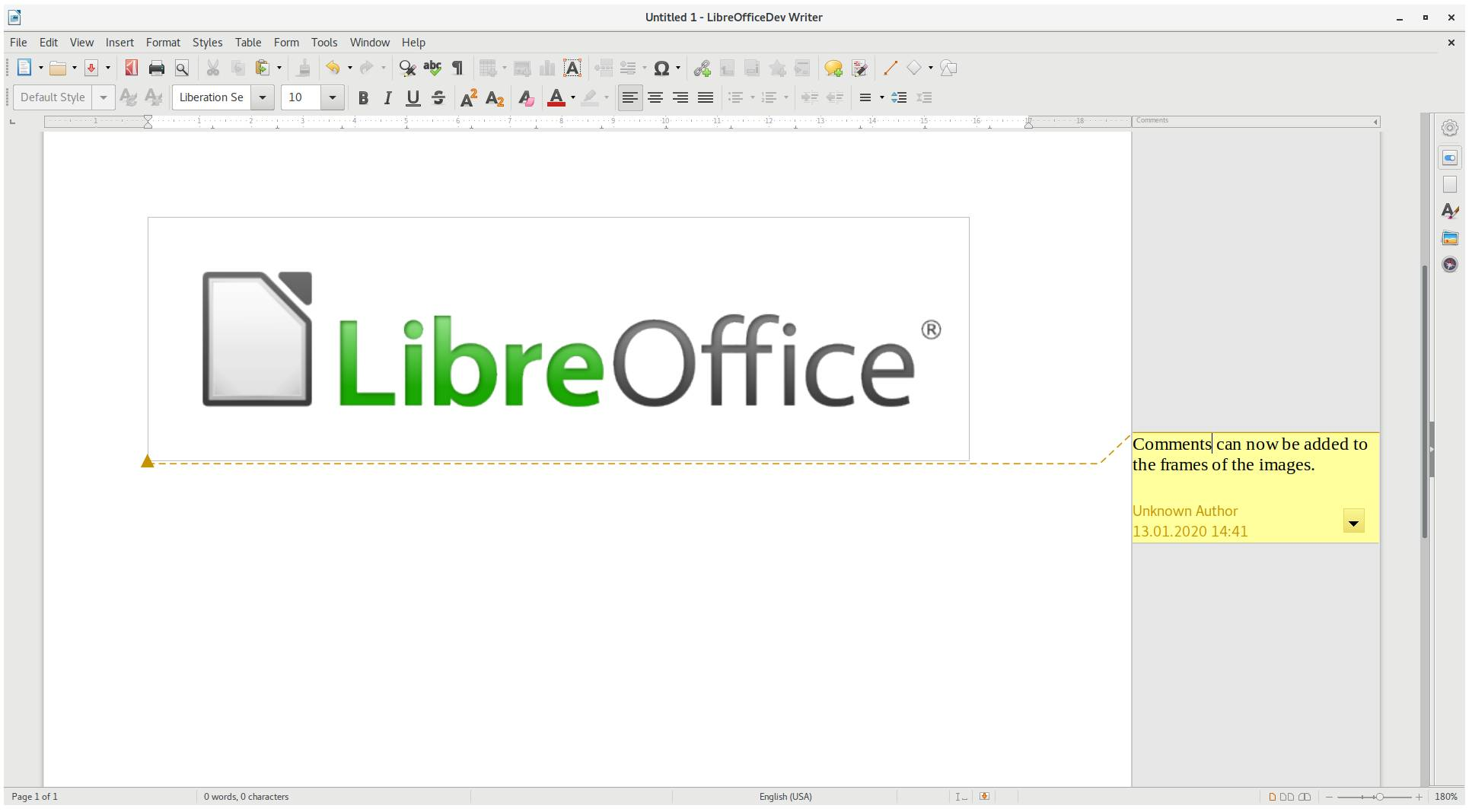 LibreOffice 6.4