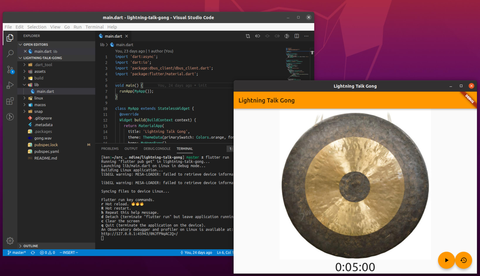 Canonical And Google Team Up To Bring Flutter Apps To The Linux Desktop 9to5linux