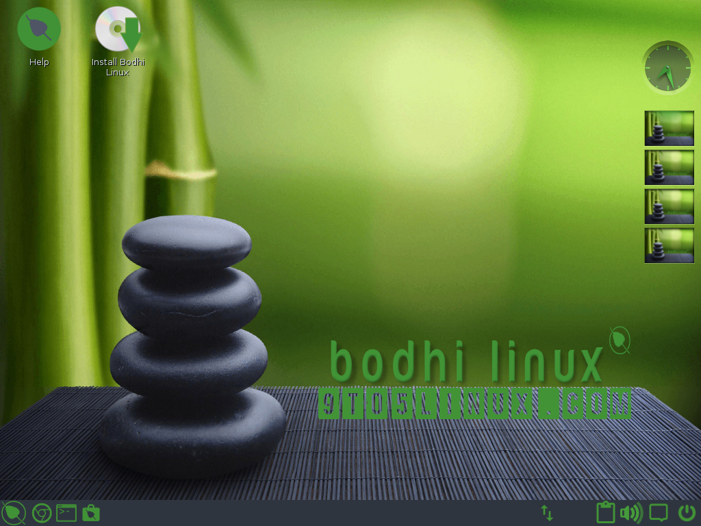 Bodhi Linux 6.0 Released with Fresh New Look, Based on Ubuntu 20.04.2 LTS - 9to5Linux