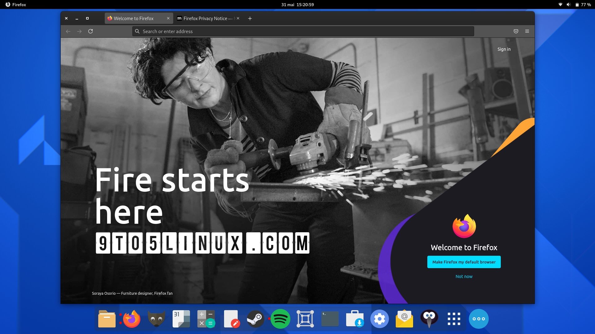 Firefox 89.0.1 Released to Improve WebRender Performance, Fix Scrollbars on GTK Themes - 9to5Linux